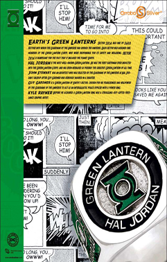 Earth's Green Lantern Rings