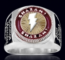 3614N Sterling Silver Shazam Ring