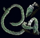 MOSSV-VM Margot de Taxco .980 Snake Set