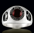 3310R Sterling Silver Masonic Ring